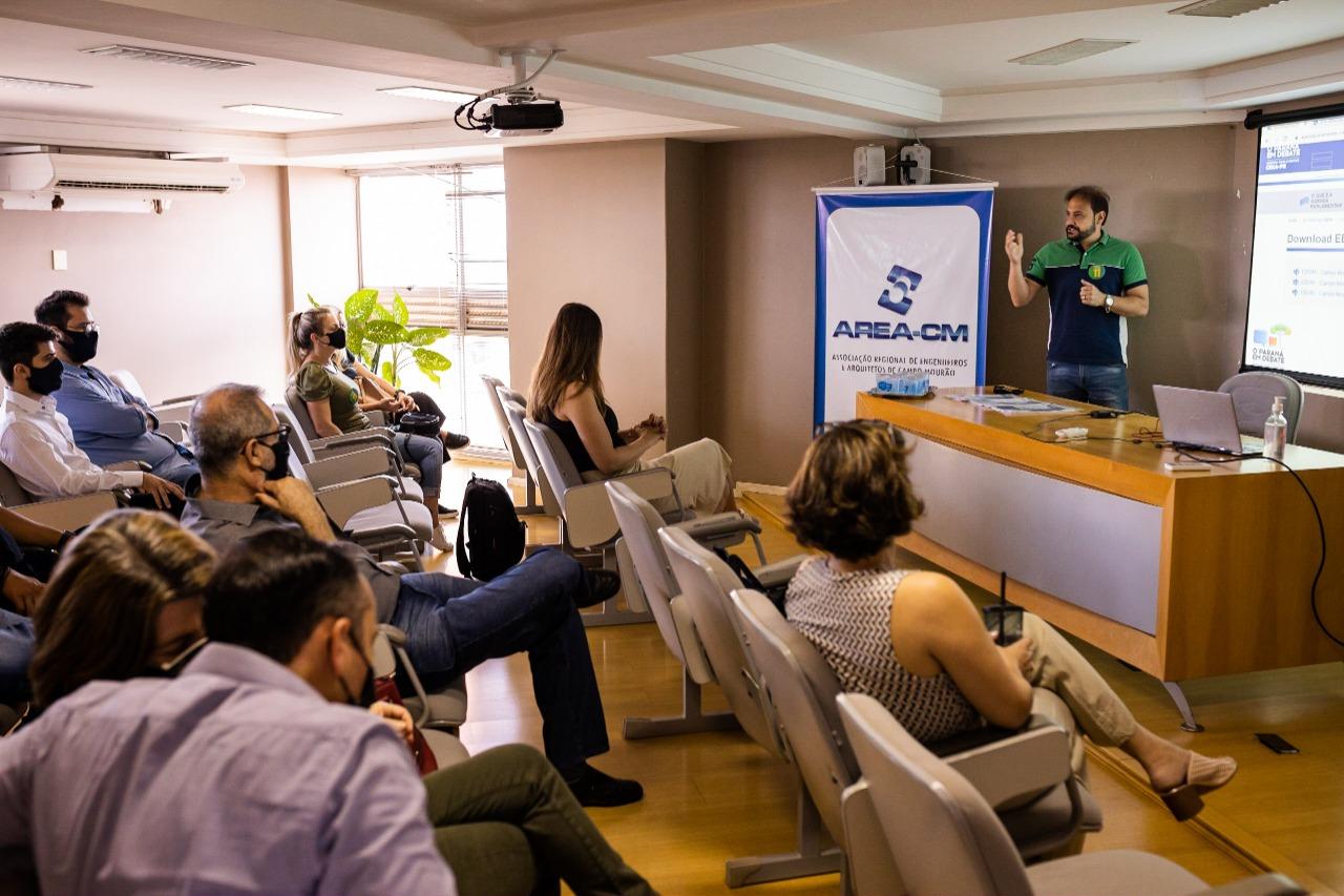 Maringá - Crea apresenta propostas para candidatos à prefeitura de Campo Mourão