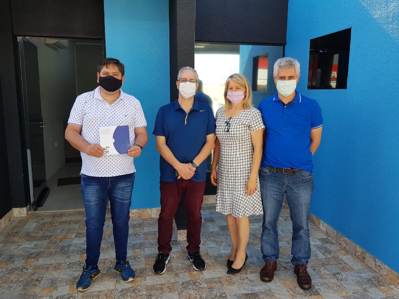 Guarapuava - Crea-PR apresenta cinco propostas aos candidatos à Prefeitura de Irati