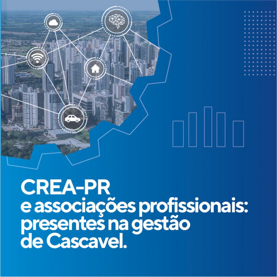 Crea-PR celebra efetivação de parceria com governos municipais do Estado